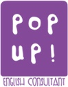 Pop Up! English Consultant